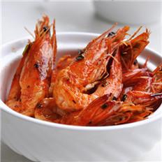 葱油虾的做法