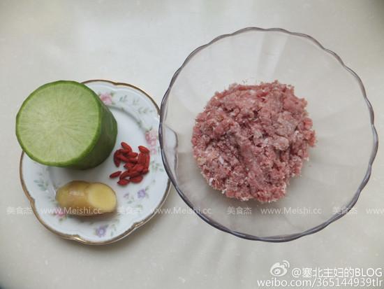 丸子的做法_家常萝卜丝汆羊肉丸子的做法【图】萝卜 ...