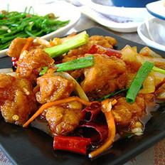 湘菜美食:左宗棠鸡