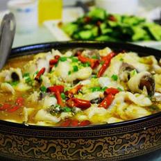 酸菜魚的五個美食典故