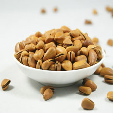 松子抑制食欲能减肥
