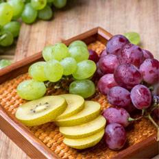 各色葡萄营养功效大解析!