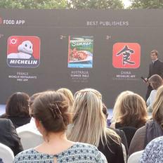 美食杰获2016世界美食家大奖提名