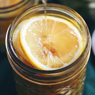 柠檬水的正确冲泡方法