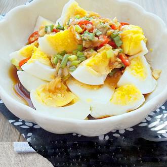 绝味蒜泥鸡蛋