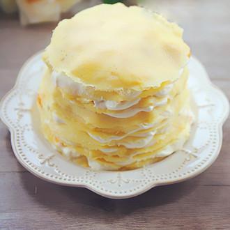 平底锅版千层蛋糕