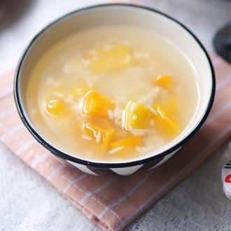 酒酿红薯甜汤