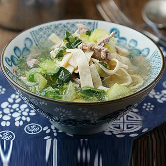牛肉青菜汤