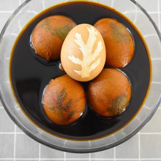 网红茶叶蛋