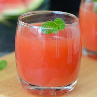菠萝西瓜汁