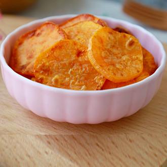 香甜红薯片