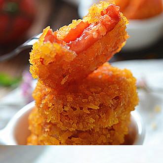 香煎西红柿