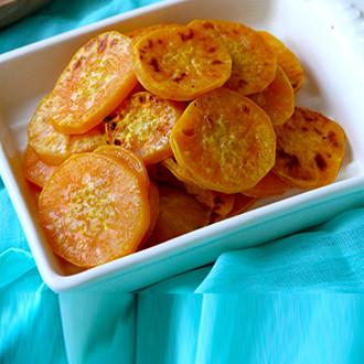 香煎红薯片