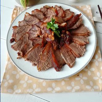家庭版酱牛肉