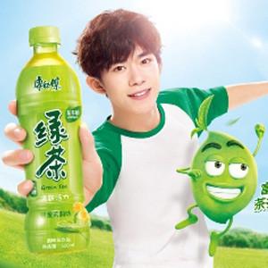 康师傅绿茶布局多元化营销 直指年轻消费群体