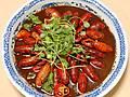 可能是南京最美味的小龙虾