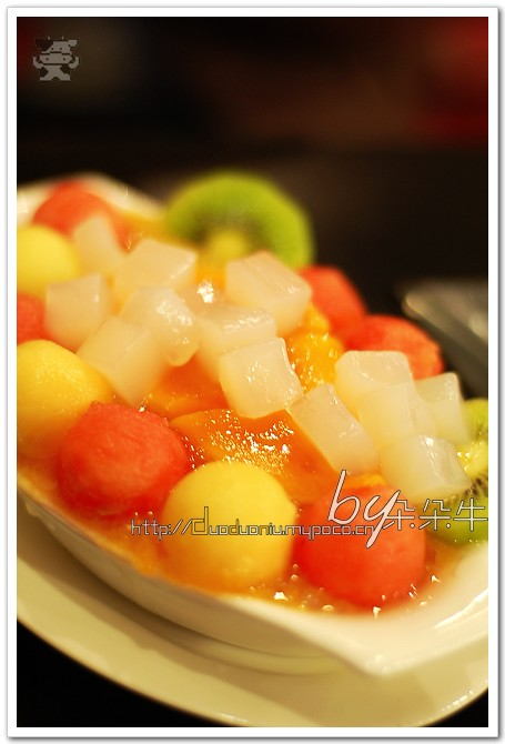 僻静南京路步行街之热闹甜品舟山_小店美食_上海美食吃货图片
