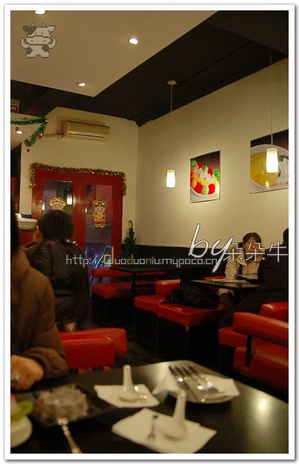 僻静南京路步行街之热闹甜品上海_小店老城_美食美食伯尔尼图片