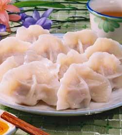 饺子的发明
