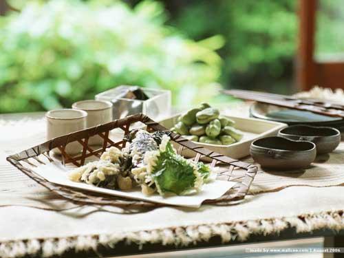 日本料理的魅力