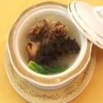 木耳海参汤
