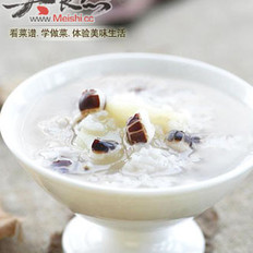山药薏米粥