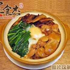 上海鸡饭煲