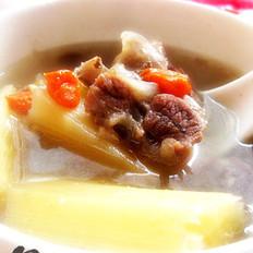 羊肉甘蔗汤