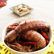 豉椒皮皮虾