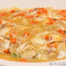 蟹黄大白菜