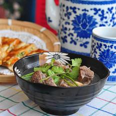 暖身羊肉汤