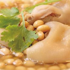 黄豆猪脚汤