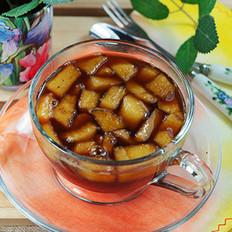 肉桂红糖苹果饮