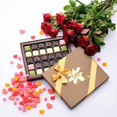 义理巧克力的日式情人节文化