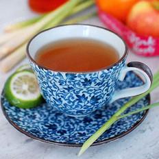 蜂蜜香茅柠檬茶