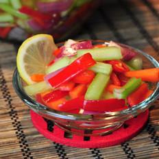 养生素食泡菜