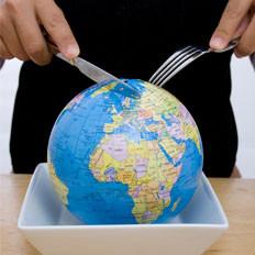 世界各地大学食堂菜盘点!